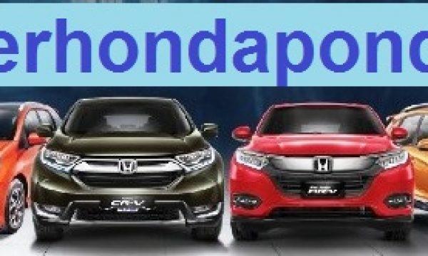 Dealer Honda Pondok Indah Informasi Promo Kredit Dan Harga Mobil Honda