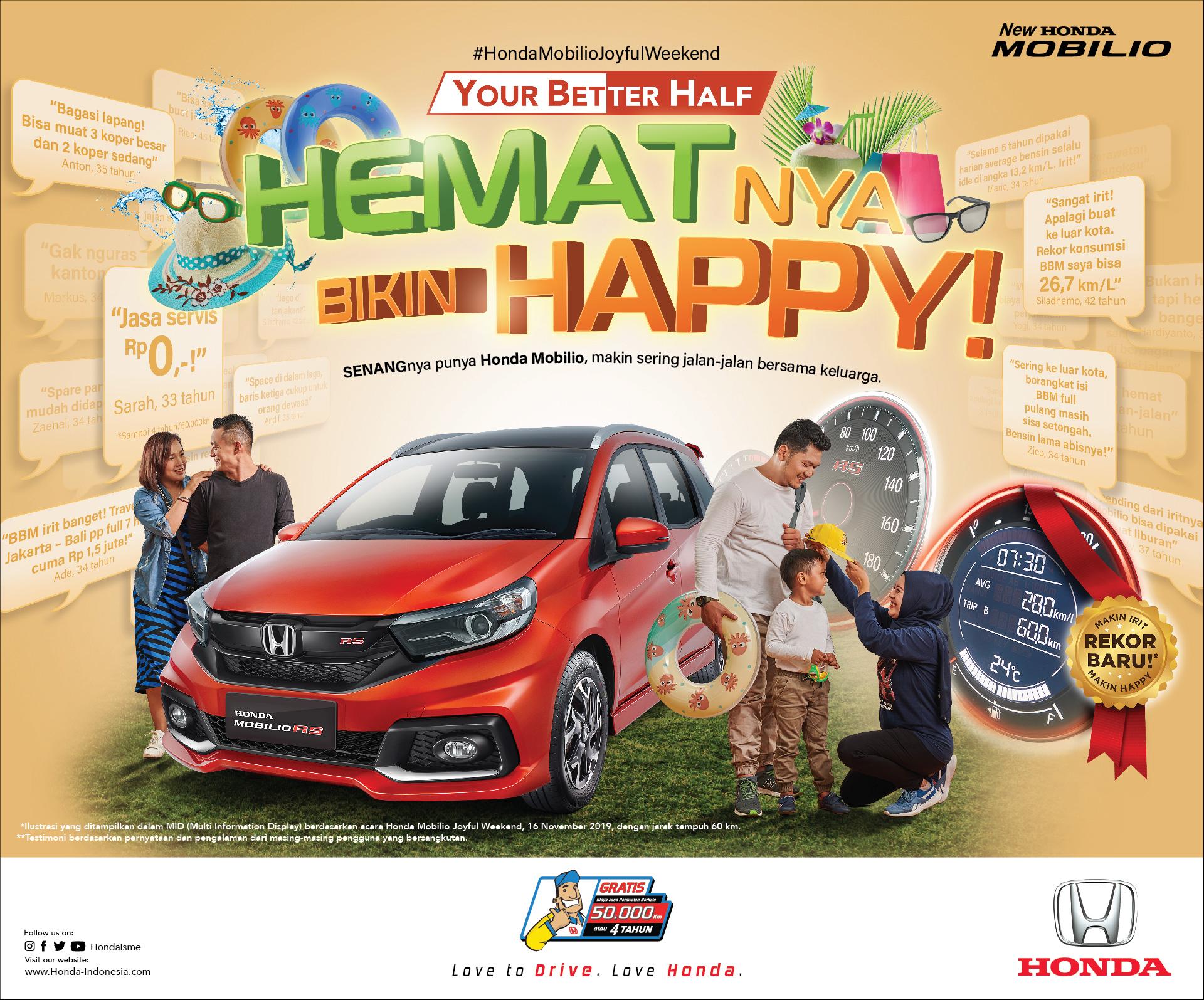 Promo Mobil Honda Jakarta Dealer Honda Pondok Indah